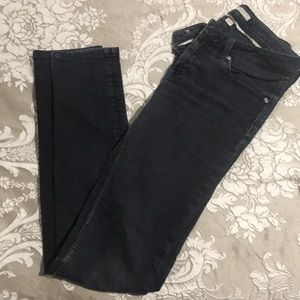 Burberry Brit Jeans in Black